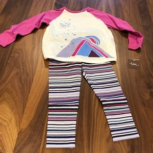 NWT Size 18-24 mos Tea Collection Set